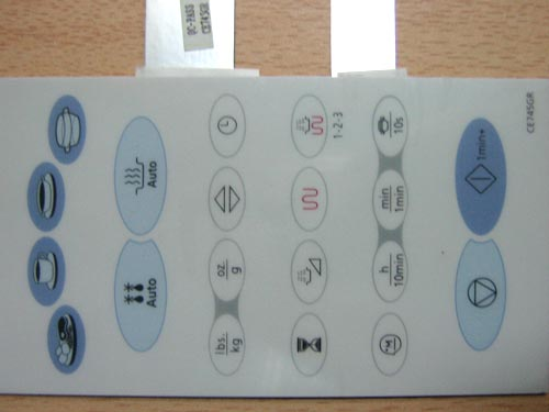 микроволновка самсунг Ce745gr инструкция - фото 2
